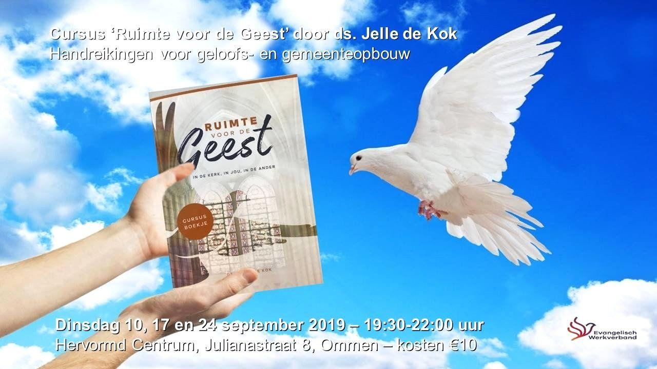 Poster Ruimte voor de Geest Ommen