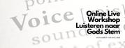 Webshop - Luisteren naar God stem