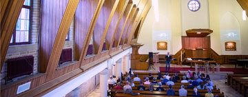 There is More - Vernieuwing in de kerk