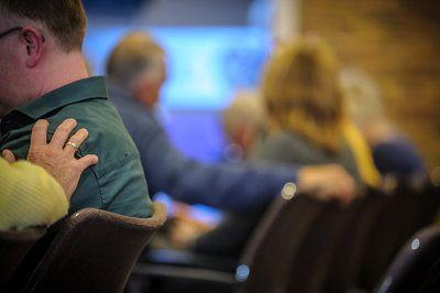 Agenda - Geestelijk Ouderschap - Arnemuiden