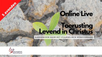 Agenda - Levend in Christus - Online