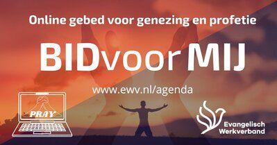 Agenda - Open Gebedsavond (genezing en profetie)