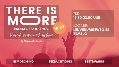 Agenda - There is More! Next - Ermelo
