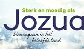 GGG Materiaal 2020 - Sterk en moedig als Jozua