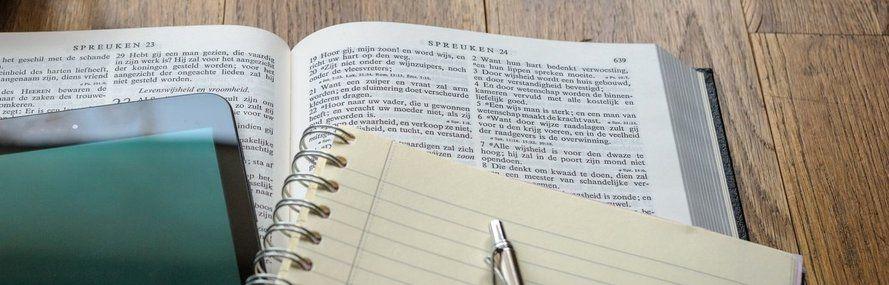 Kerkenraad - Ruimte voor de Geest kerkenraad